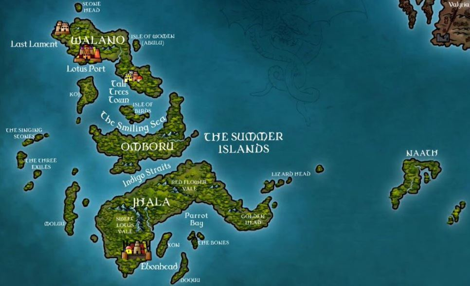 Game of Thrones Cities