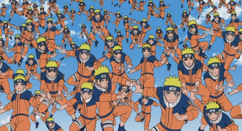 Jutsus Naruto