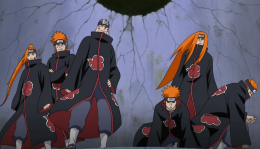 Most Powerful Kages in Naruto