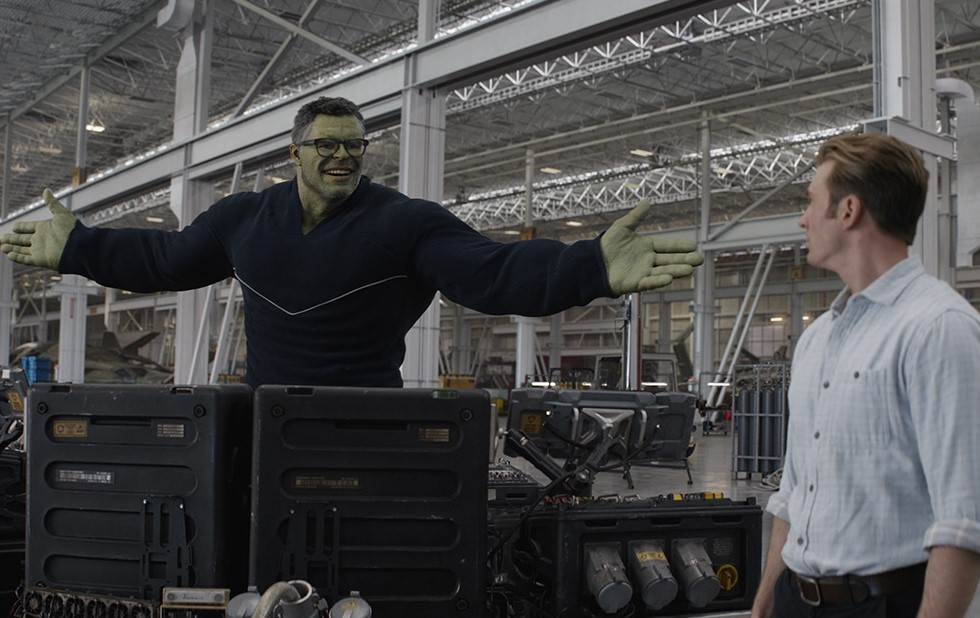 Photo of Avengers: Endgame Re-Release – The Hulk Post Credits Scene Revealed