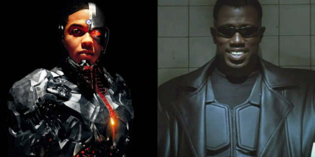 Photo of 'Justice League' Star Ray Fisher Wants to Play 'Blade' in The MCU