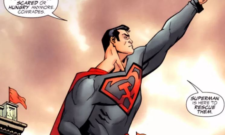 Alternate Universe Versions of Superman