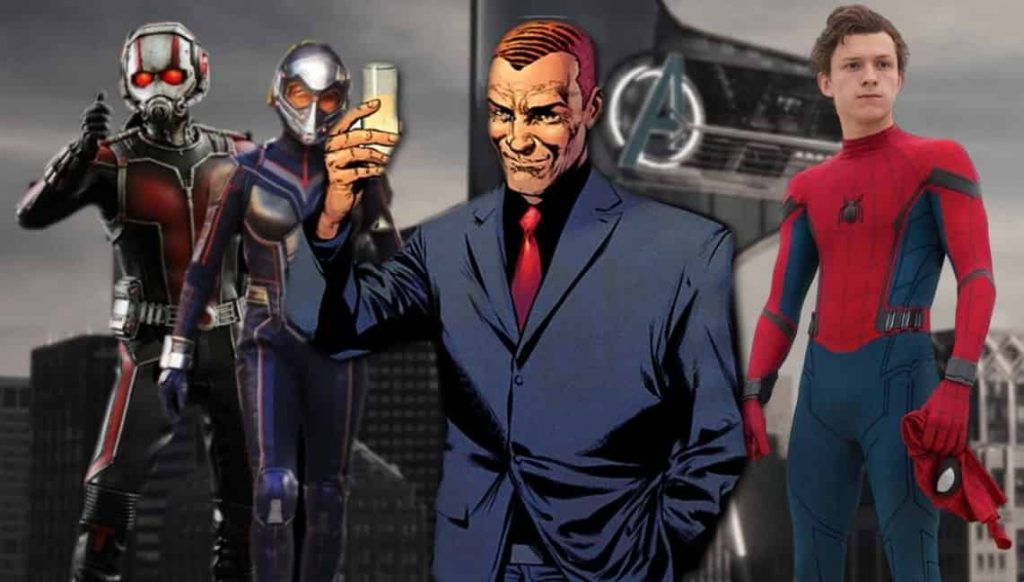Spider-Man: Far From Home Norman Osborn