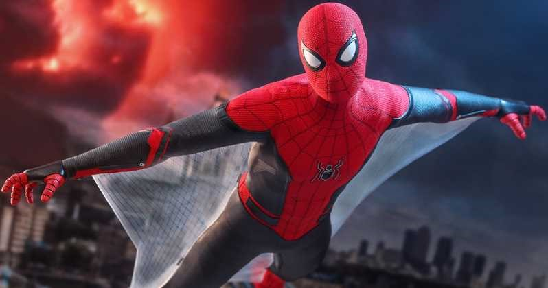 Spider-Man: Far From Home Incredible Hulk