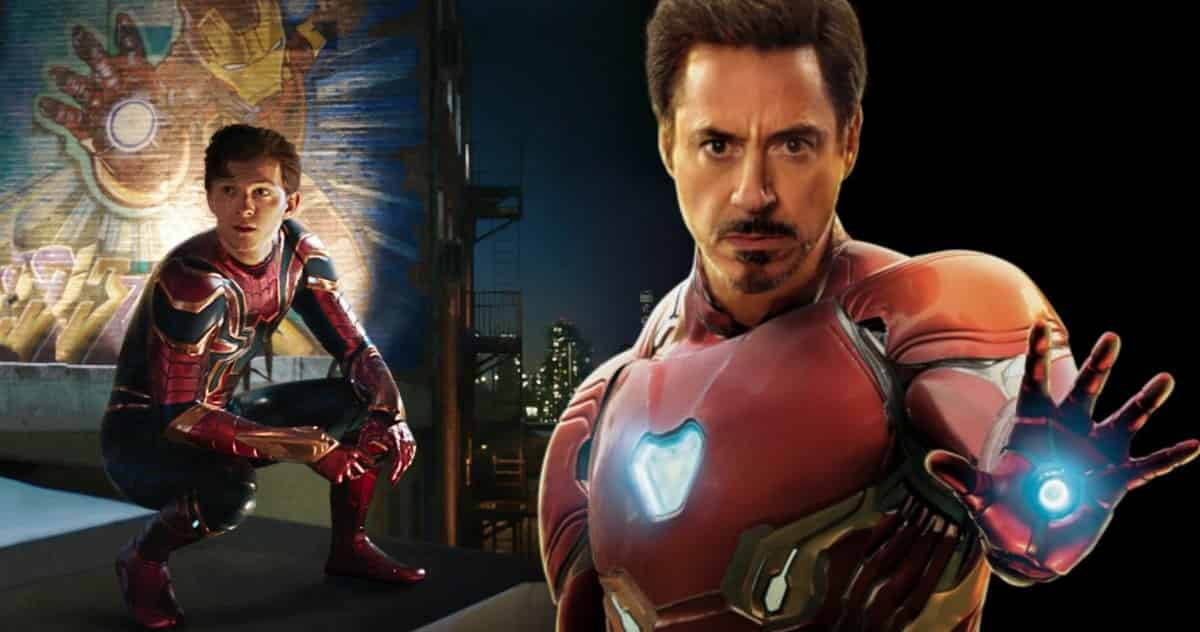 Photo of Why Iron Man Developed The Iron Spider Suit for Spider-Man