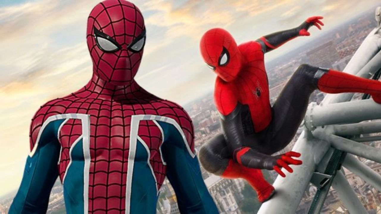 Photo of Spider-UK is Reportedly Going to be in Spider-Man: Far From Home