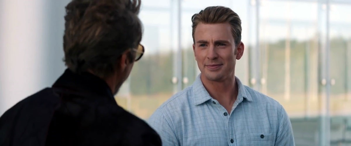 Photo of Avengers: Endgame – Here's The Real Reason Why Captain America Wasn't Killed Off