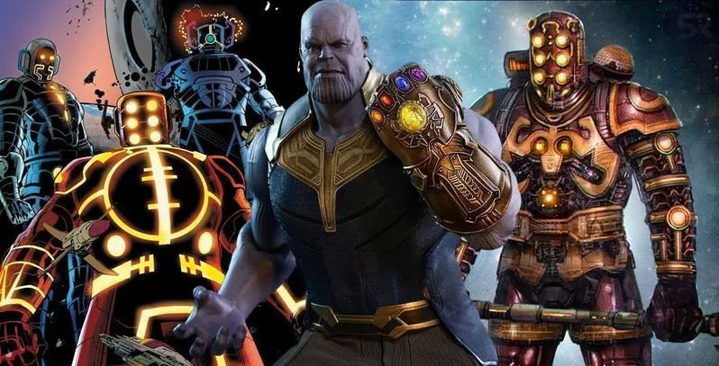 Eternals Explain How Multiple Infinity Stones Are on Earth