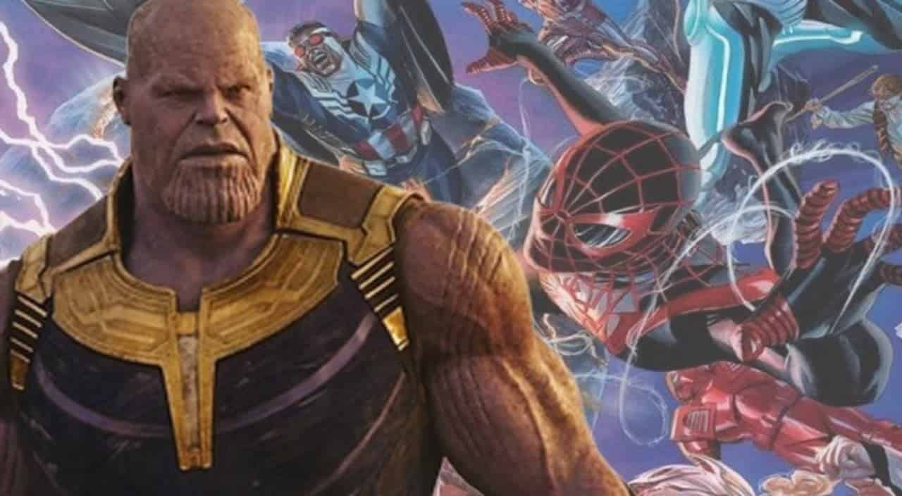 Avengers: Endgame Marvel Secret Wars