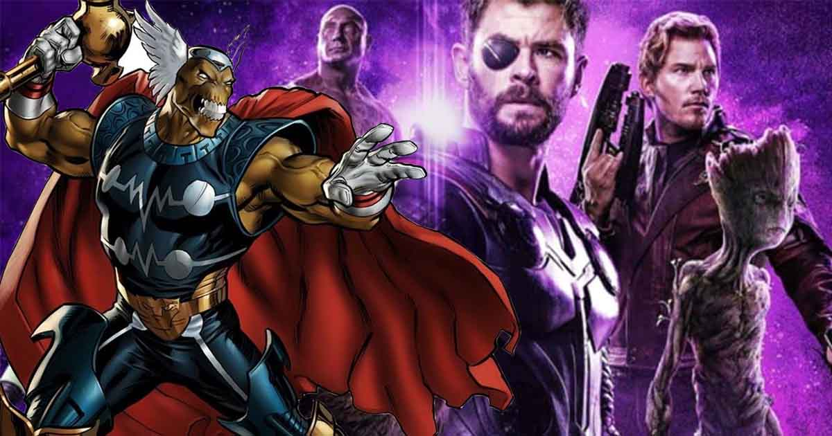 Photo of Thor Might Meet Beta Ray Bill in Guardians of the Galaxy Vol 3