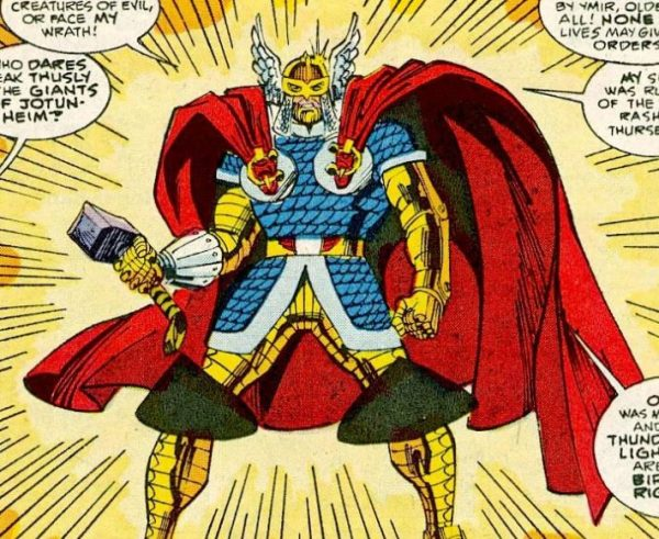 Strongest Asgardian Power Suits