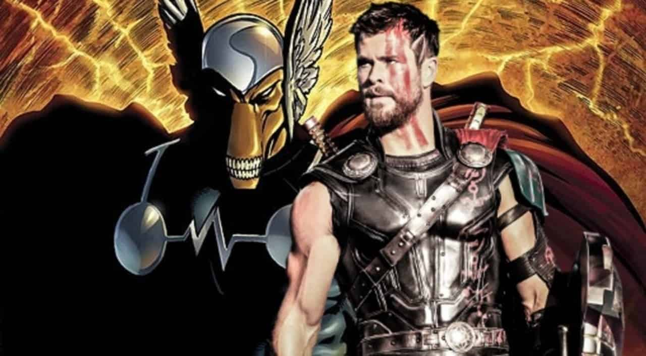 Guardians of the Galaxy Vol 3 Beta Ray Bill Thor