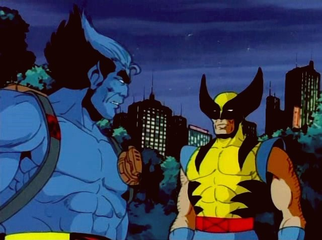 X-Men Beast Spin-off Wolverine Wendigo Mr. Sinister