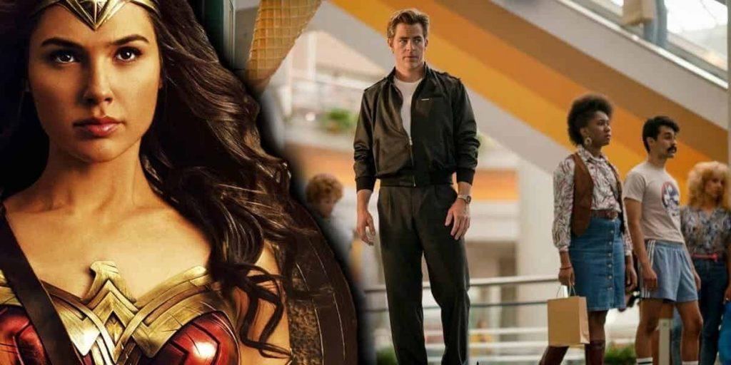 Wonder Woman 1984 Chris Pine Patty Jenkins
