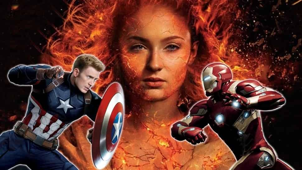 Photo of X-Men: Dark Phoenix Reshot Its Entire Ending Because of Captain Marvel & Civil War