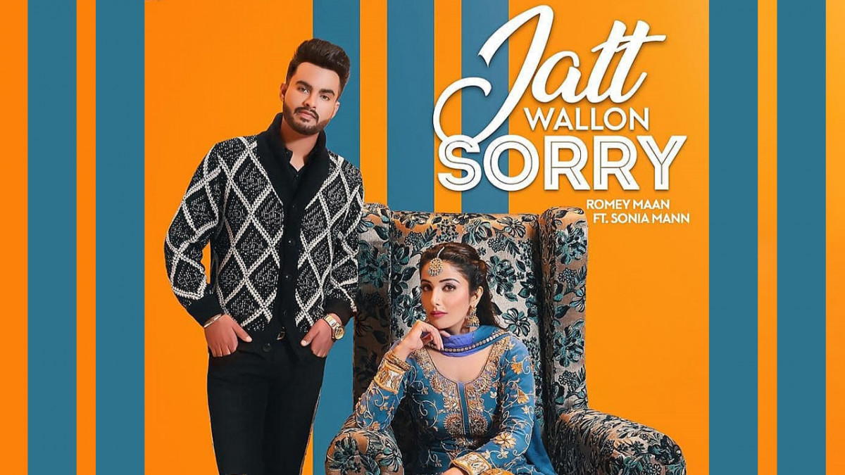 Photo of Jatt Wallon Sorry By Romey Maan in High Definition [HD] Audio