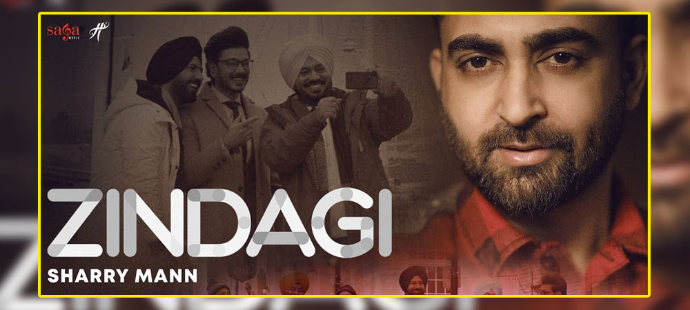 Photo of Zindgi By Sharry Maan Mp3 Download in High Definition [HD]