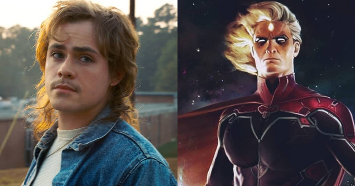 Photo of Stranger Things Actor Being Eyed for Adam Warlock in Guardians of the Galaxy Vol. 3