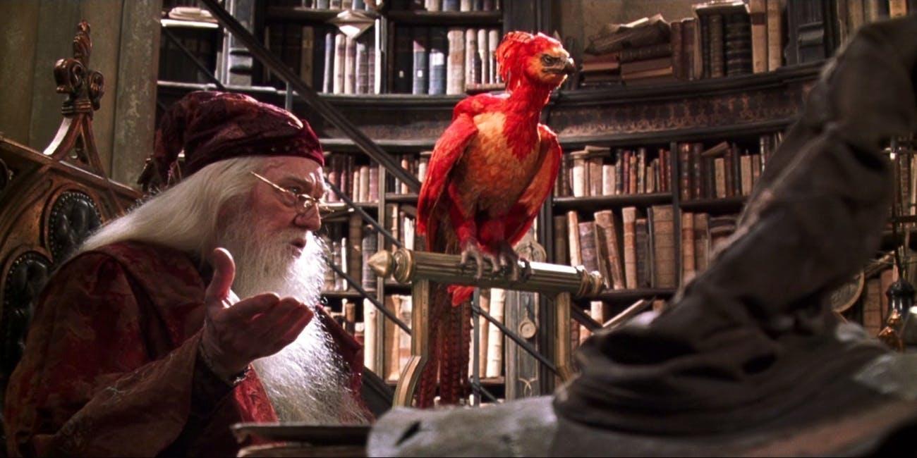 Harry Potter Characters Patronus