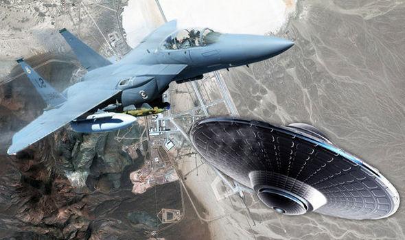 Storm Area 51 America's Secret Army Base