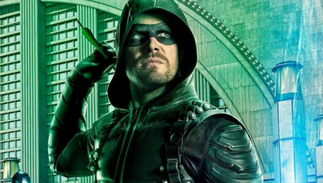 Stephen Amell Arrow Final Season