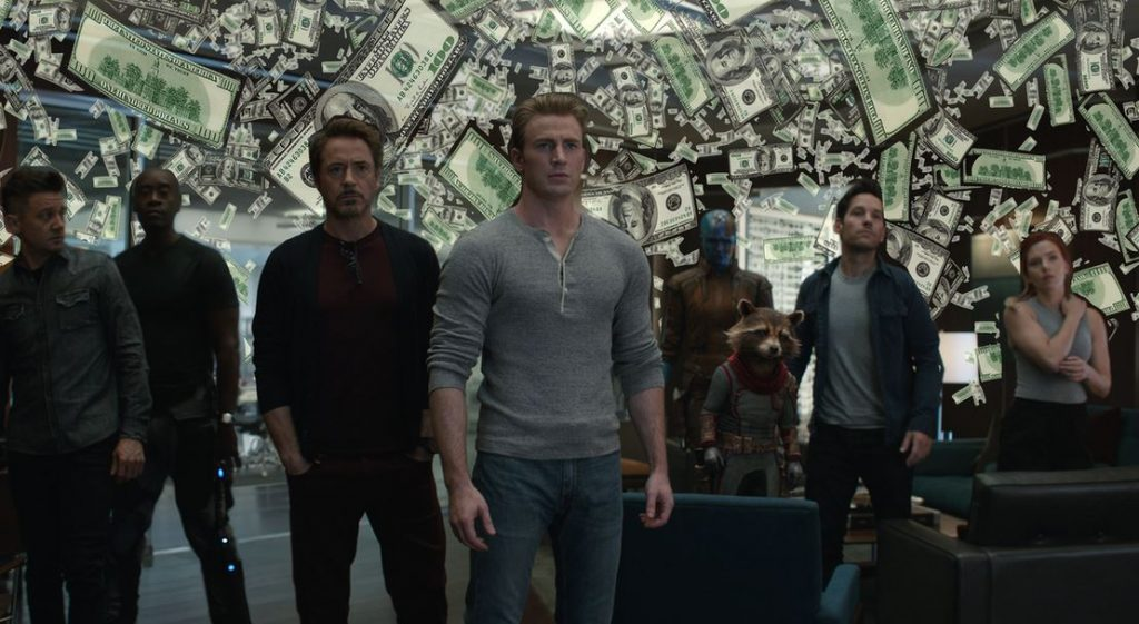 Avengers Endgame Avatar