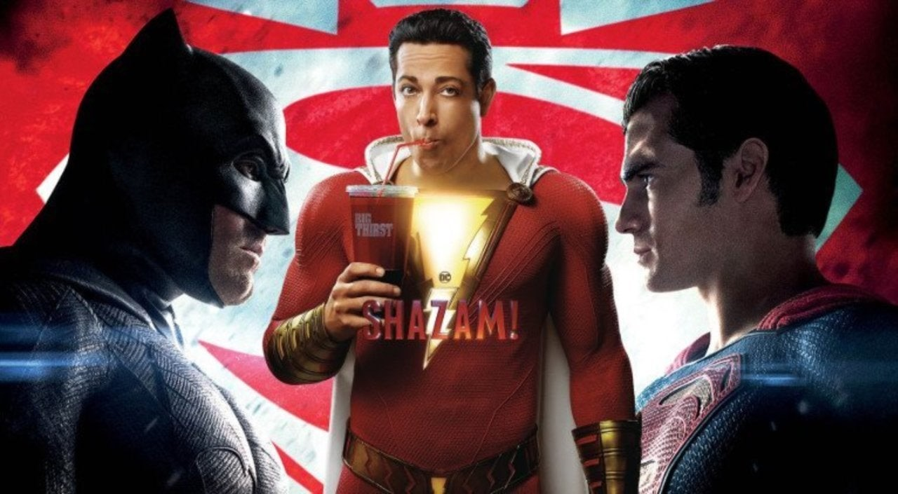 "Photo of ""Batman Is Way Sexier Than Superman"" Says Shazam! Star Zachary Levi"