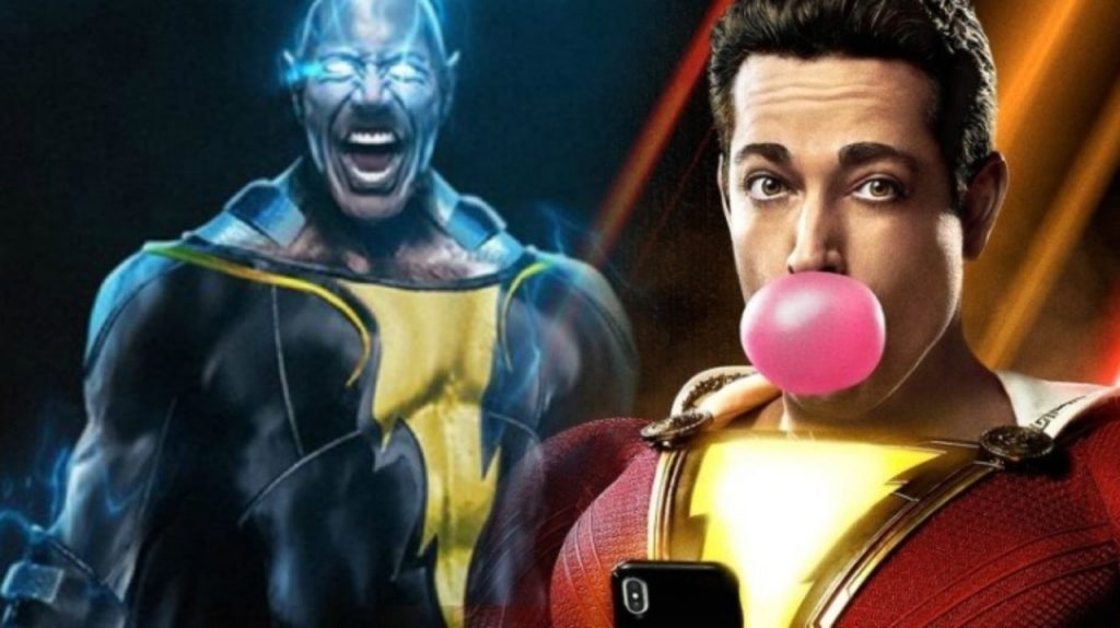 Black Adam Movie to Get 2022 Release Date