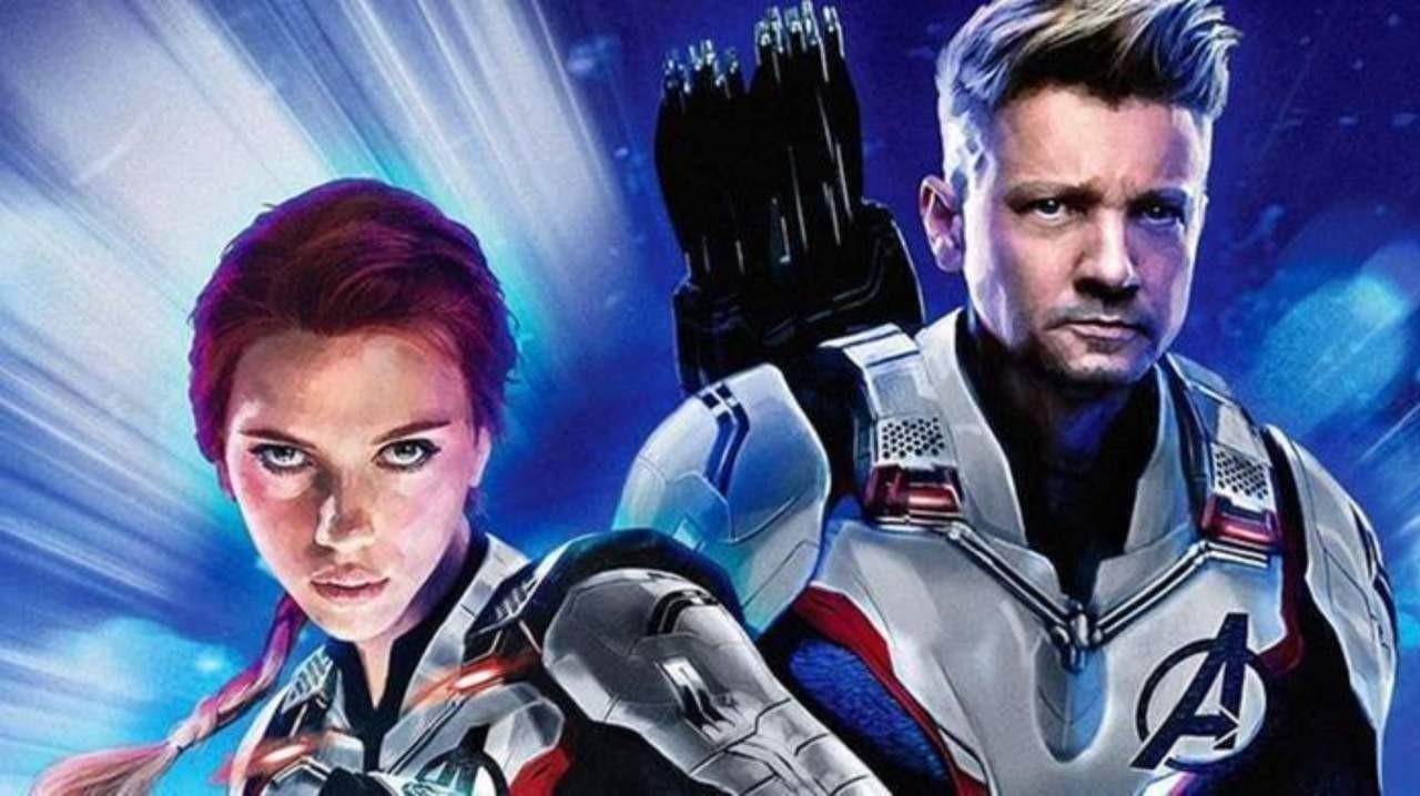 Avengers Endgame Vormir Scene