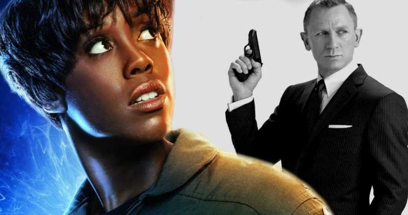 Photo of Bond 25 May Introduce Captain Marvel's Lashana Lynch as First Black & Female 007