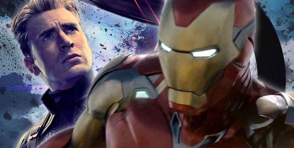 Iron Man Avengers: Endgame Infinity War