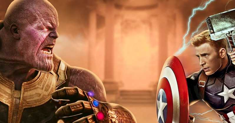 Photo of Avengers: Endgame – Thanos Originally Threw the Decapitated Head of Captain America