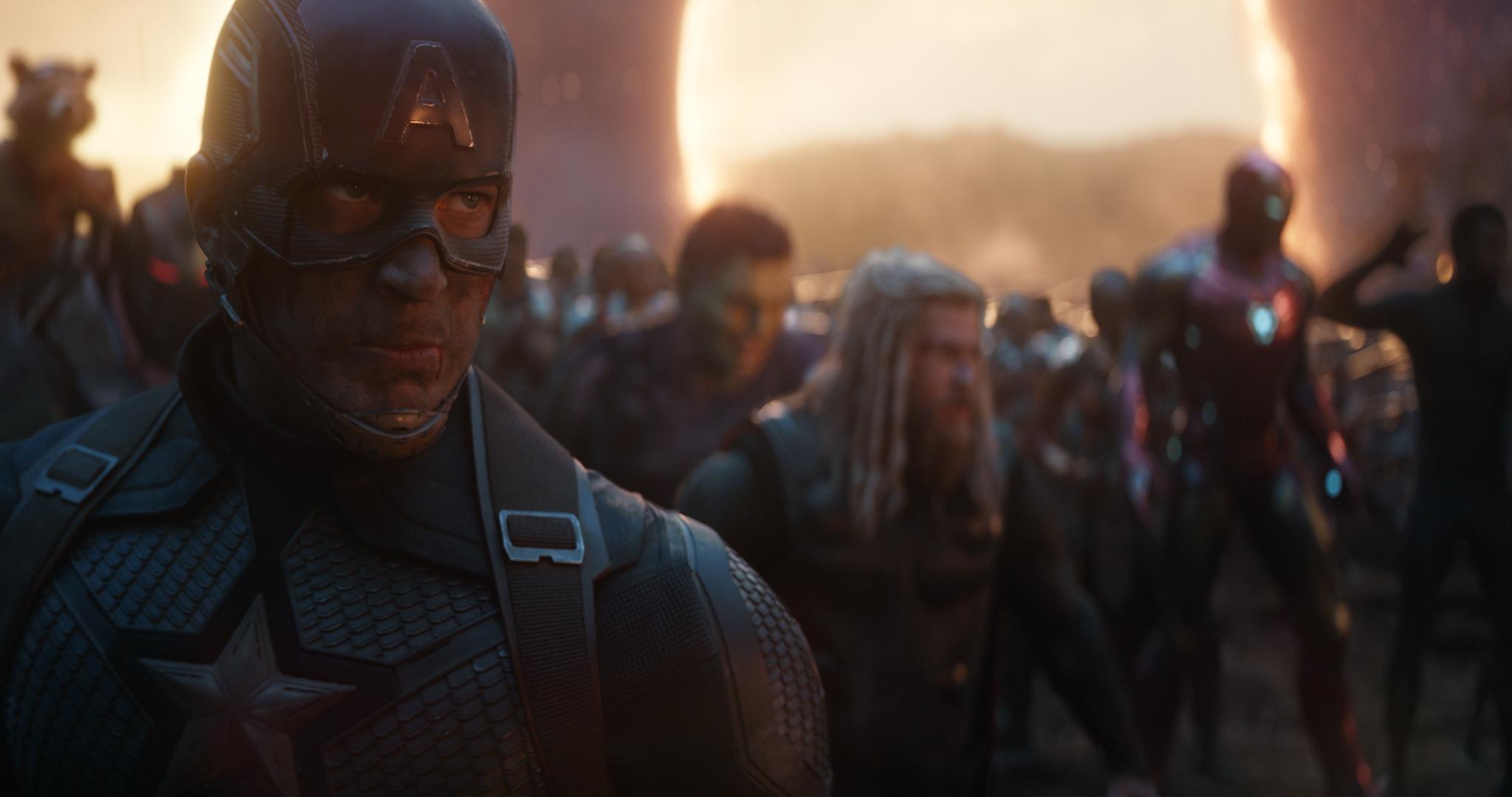 Avengers: Endgame Infinity Gauntlet