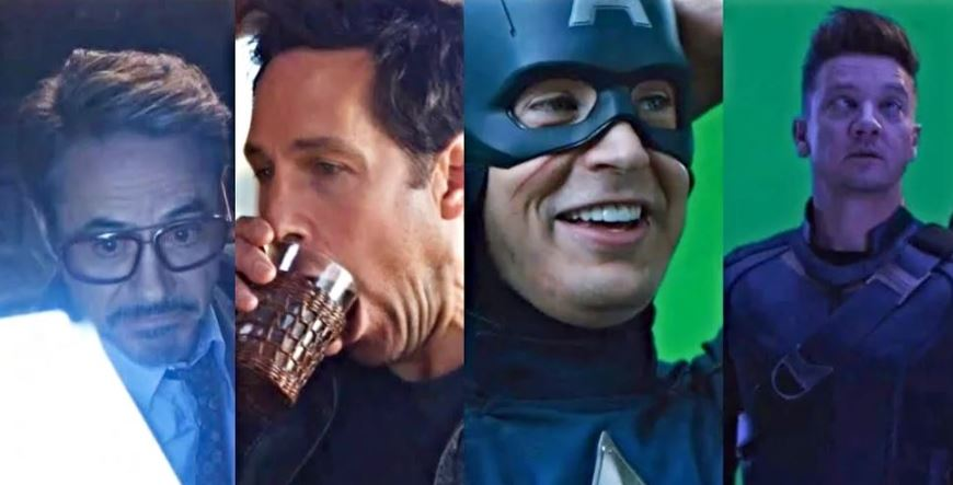 "Photo of Avengers: Endgame Bloopers & ""Bro Thor"" Featurette Released"