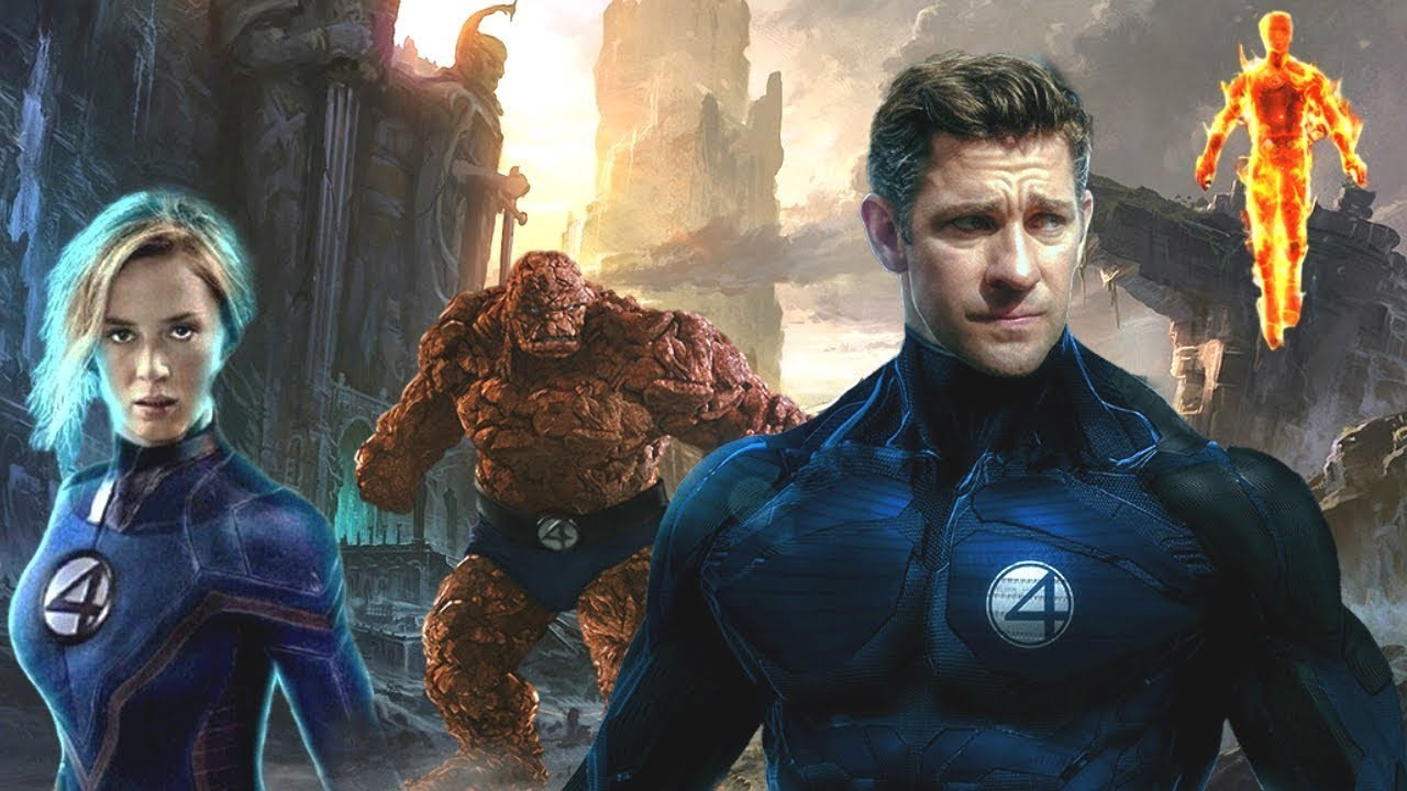 Photo of Fantastic Four: John Krasinski and Emily Blunt Reportedly in Talks to Join