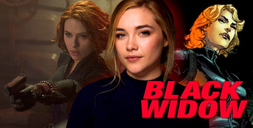 Black Widow Poster Reveals New Suit, David Harbour's Red Guardian