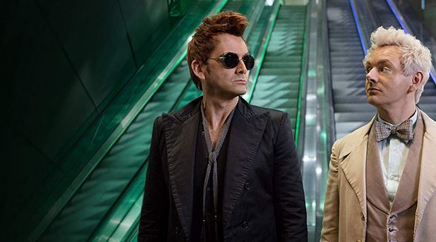 Photo of 10 Interesting Facts About Amazon's Most Controversial Tv Show: Good Omens (2019)
