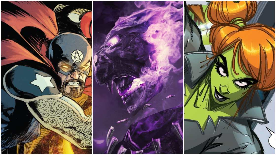 Photo of 10 Most Powerful Warped Superheroes from Marvel's Infinity Warps Storyline – Ranked