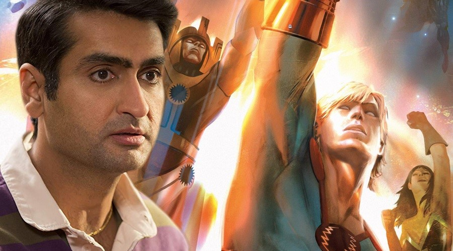 Photo of Eternals – Kumail Nanjiani's Kingo Will Hide in Plain Sight as a Bollywood Actor