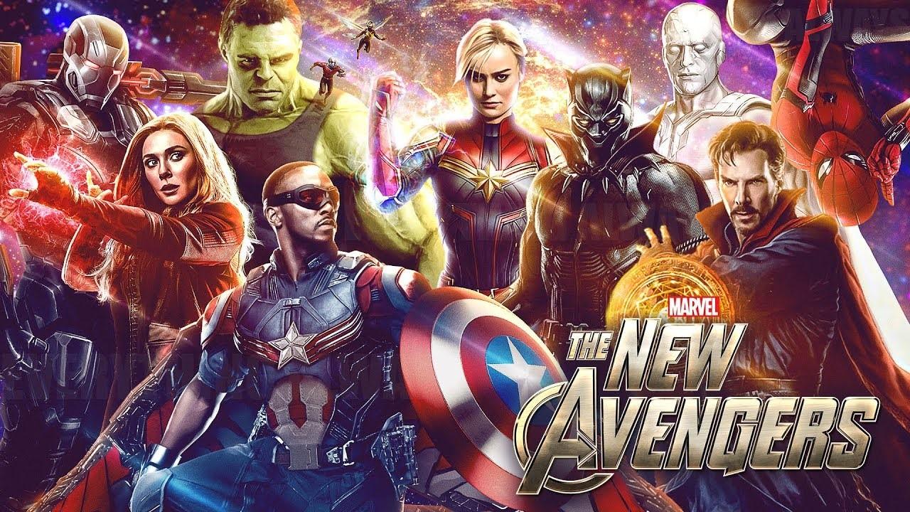 Avengers 5 MCU Phase 5