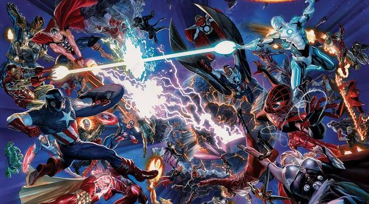Marvel Phase IV The SDCC Announcements