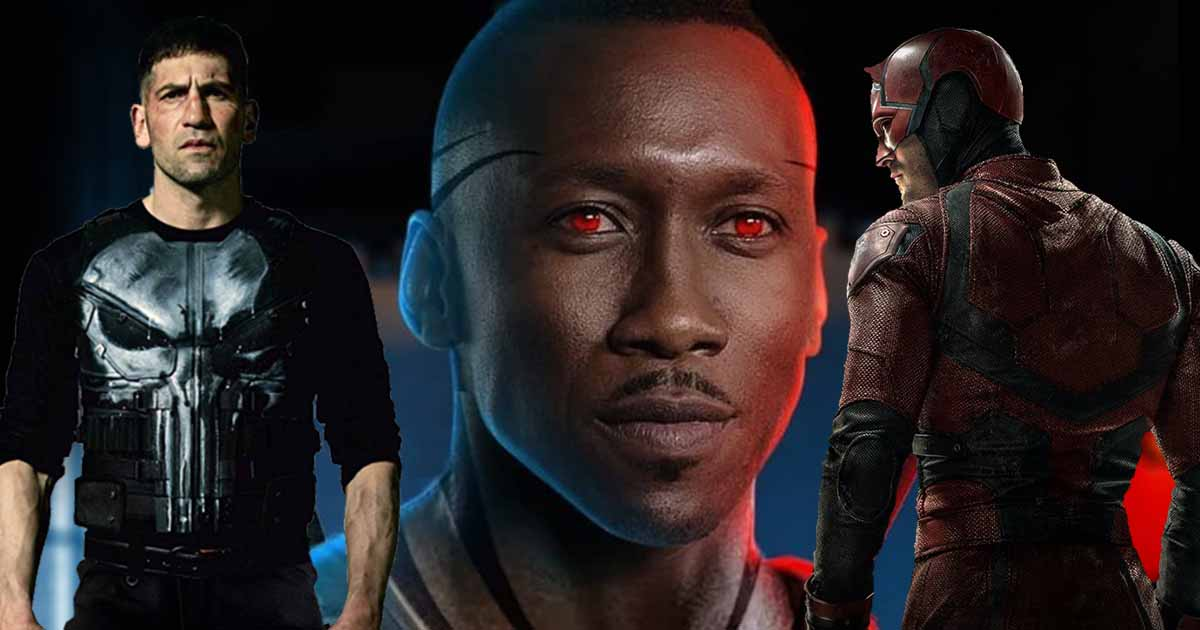 Photo of Mahershala Ali as Blade in the MCU Confirms that the Defenders Will Be Rebooted