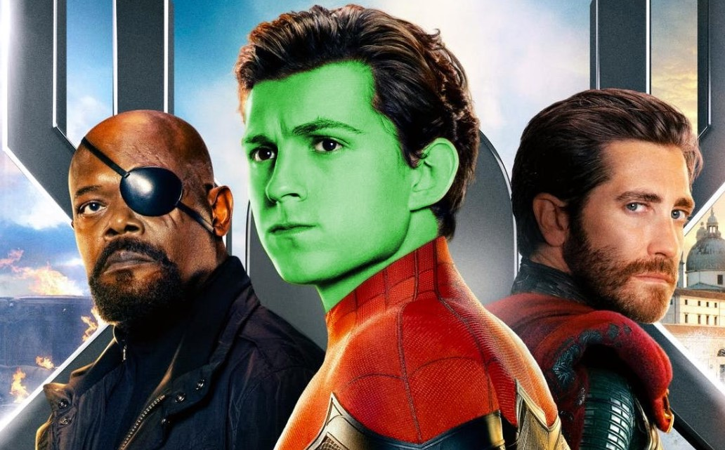 Peter Parker is Spider-Man