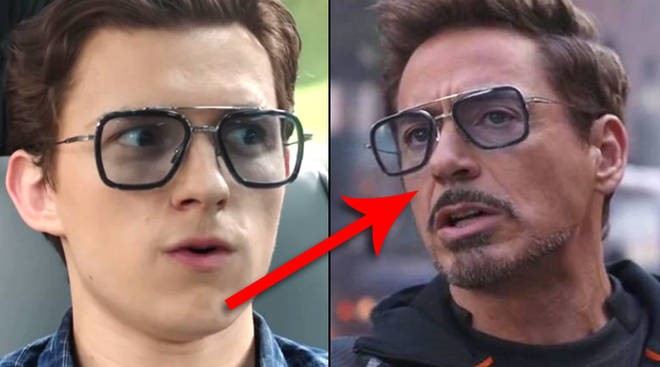 Spider-Man: Far From Home Avengers Endgame Marvel