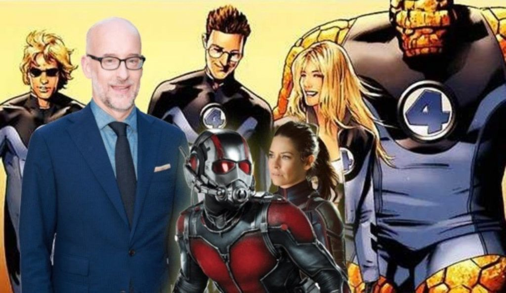 Kang in Ant-Man 3 Lead to Fantastic Four