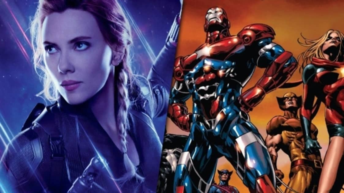 Phase 4 Theory – Black Widow Setting Up Dark Avengers