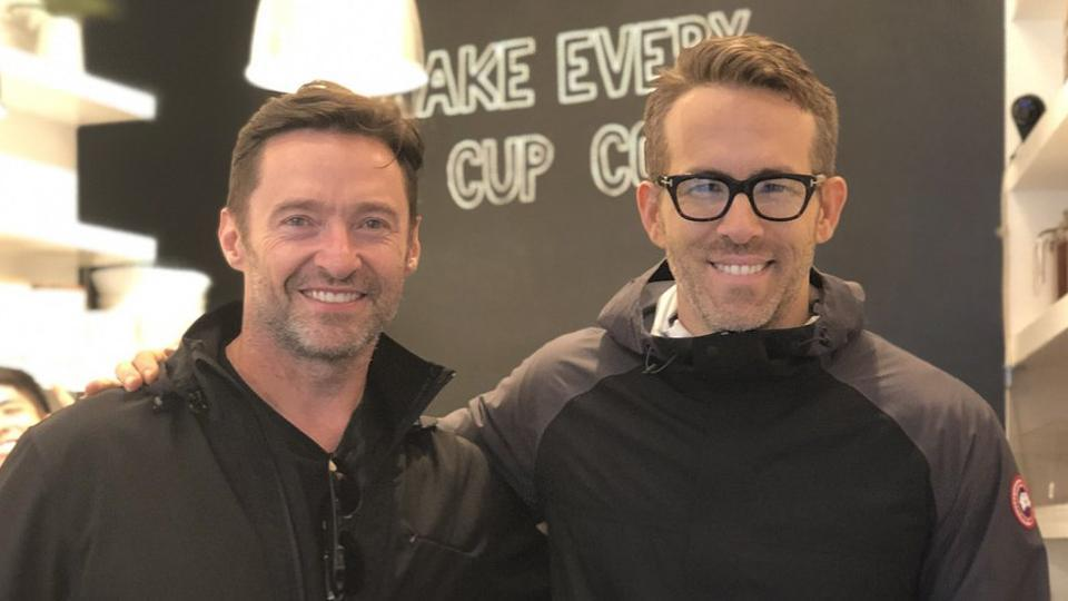 Hugh Jackman Trolled  Ryan Reynolds' Gin Company