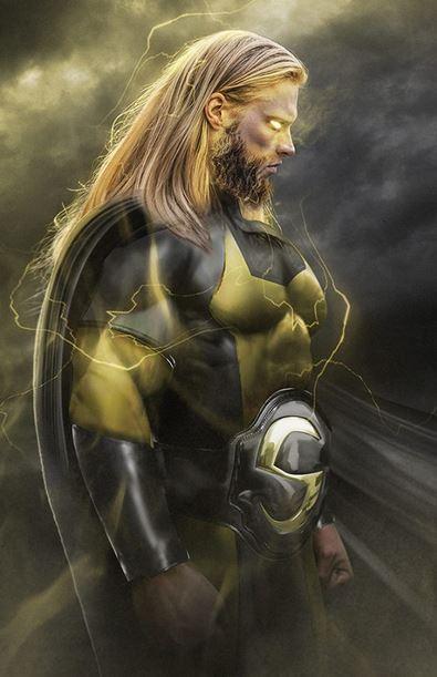 Sentry Marvel Cinematic Universe