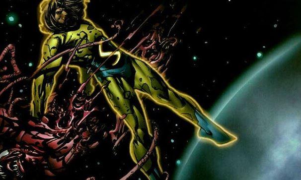 Sentry Marvel Most Powerful Superhero