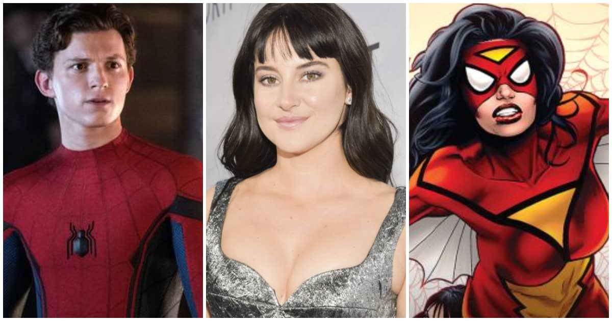 Photo of Divergent Star Shailene Woodley Could Appear in Spider-Man 3 as Spider-Woman